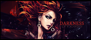 Darkness Princess Tag by SR-FALLEN