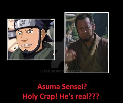 The Real Asuma by Raelae