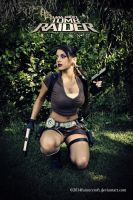 Tomb Raider Legend - Ambush by FuinurCroft