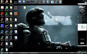 Desktop Screenshot by AdzStitch