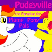 Pudgyville 2015 Logo by MasterYubel