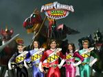 Power Rangers Dino Charge Cast Helmetless by ThePeoplesLima