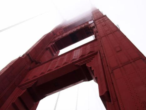 Golden Gate Bridge by Rohay