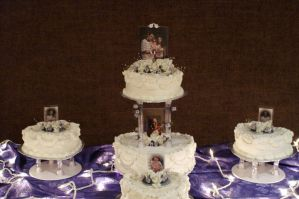 photo wedding cake 2 by nlpassions