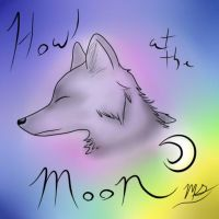 Howl at the Moon by LoveLinkGirl