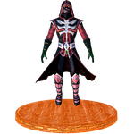 Mortal Kombat X - Figurine (Ermac) by CaliburWarrior