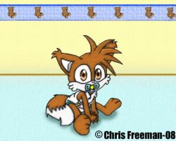 Baby Chris The Fox: Remastered by BabyChrisFox