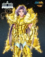 [colo] God Cloth Belier Avril 2015 by Naruttebayo67