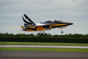 ROKAF T50 Black Eagle by hanimal60
