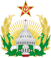 CoA Communist United States by TiltschMaster