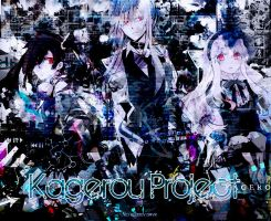 Kagerou Project Edit by Laxe-BloodyDays