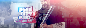 Grand Theft Auto IV: The Lost and Damned Signature by gerhammer