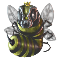 Queen bee by CobyRicketts