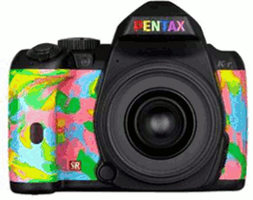 Colouful Cameras GIF by Dominic-art