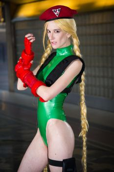 Cammy White - Street Fighter (Latex) by amberbrite