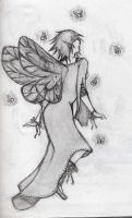 Fairy sketch by Ed-the-fourth