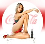 CocaCola by abclic