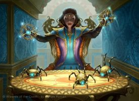 For MtG Kaladesh by namesjames