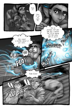 Blue Fire: Ch 1 Pg 29 by InYuJi