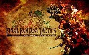 finaly fantasy tactics by shadow4457623