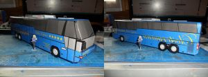 Perrine Clostermann's N118/3 Special [Papercraft] by MegaMoonLiner