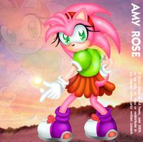 :: retro amy advanced by Zachary-Moonlight