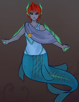 Mermaid RP by Fluffypuppy77