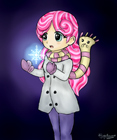 Snowflake by LadyVentuswill