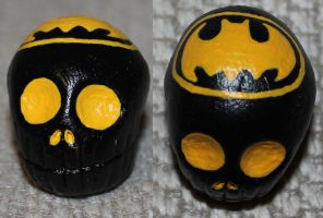 Batman Skull 58 SOLD by angelacapel