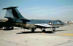 69th TFTS F-104G No. 1 by F16CrewChief