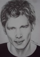 joseph morgan by iridah