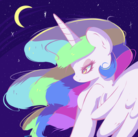 celestia by AquaDiamonds