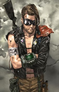 Fallout3 My Character by Mad1984