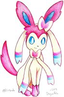 Sylveon by DragonPalu