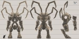 Magtheridus Model Sheet by psypher101