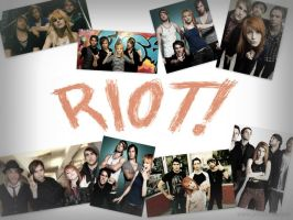 .:Let's Start A Riot:. by xTheRedReaperx