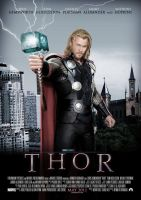 THOR Poster by Alecx8
