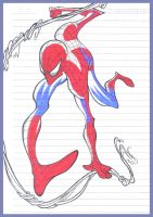 Spidy doodle by ToPpeRa-TPR