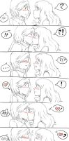 What are you doing Kalm?!....Chu? by HaruYuzuki