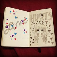LOVE HURTS by Ariannyan