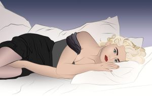 In Bed With Madonna by smoothdog2000