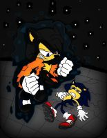 Time to Crush you Blue RAT! by FiveNightsAtFoxys