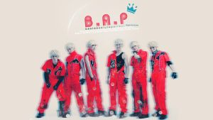 Wallpaper 12 -B.A.P- by Min-Jung