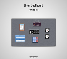 Linen Dashboard UI by Vincee095