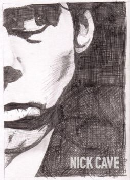 Nick Cave. by NickCave