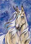 ACEO: Andromeda by Agaave