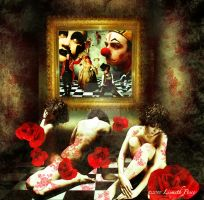 The Circus of Life by Capricuario