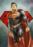Superman v2015 by kimgobartolome