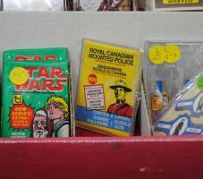 A pack of Royal Canadian Mounted Police Cards by agentpalmer