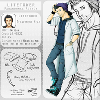 Litetower: Jackson by Calida